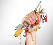 Werkzeug für Interkulturelles Miteinander.